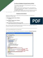 Instalar Windows XP en Un Notebook Compaq Presario C751LA
