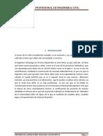 INFORME DE LABORATORIO Nº 01