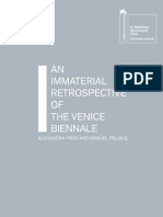 Short guide for An Immaterial Retrospective of the Venice Biennale