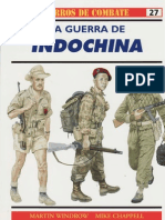 CDC 27 - La Guerra de Indochina - Martin Windrow