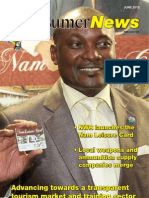 Consumer News Namibia Magazine June 2013