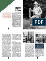 PAULINO El Biografo Del Narco Articulo