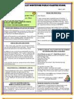 Newsletter 130606