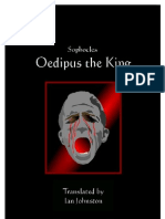 Oedipus Translated by Ian Johnston (Text)