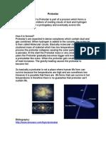 Protostars & pulsars