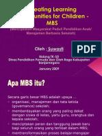 1. Paparan Program MBS