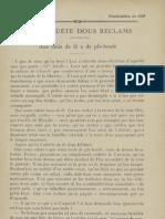 Reclams de Biarn e Gascounhe. - Noubembre 1929 - N°2 (34e Anade)