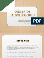 Conceptos Basicos Del Color Sena