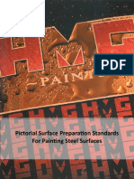 Surface Preparation Standards Pictorial