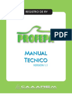 Manual de Profepa Vers 1.1