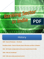 Recent Scenario in Indian Banking Sector