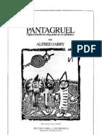 Alfred Jarry Pantagruel