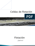 Celdas de flotación presentacion lista