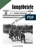 Schulungsbriefe 1933 / 9