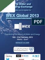 Wex Global 2013 Brochure