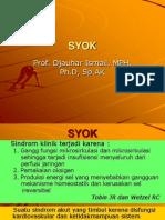 Syok Dan Toksikologi 2009
