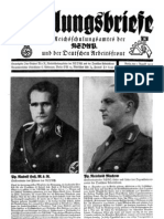 Schulungsbriefe 1933 / 2