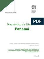 """""""Desarrollo de una Hoja de Ruta para hacer de centroamérica  Panamá y Republuca Dominicana  una zona libre de trabajo infantil"""