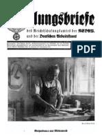 Schulungsbriefe 1933 / 6