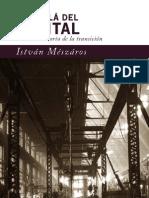 Mészáros, I. - Más allá del capital [1995] [ed. Pasado y Presente XXI, 2010]