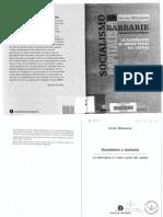 Mészáros, I. - Socialismo o barbarie [2001]