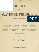Archiv für slavische Philologie 17
