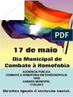 CARTAZ AUDIENCIA