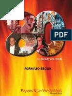 Llibret Foguera Gran via Garbinet 2013