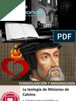 Semper Reformando - Evangelización y Misionología
