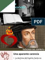 Semper Reformando - Teologo Del Espiritu