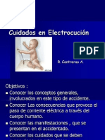 27. Cuidados en Electrocución.ppt