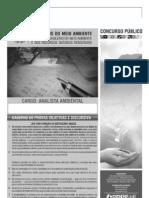 Prova Analista Ambiental Conhec Basicos Ibama13 Cb 01 1 (2)