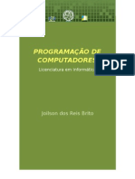 56979092 Programacao de Computadores