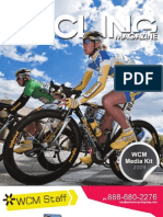 Women's Cycling Magazine 2009 Media Kit