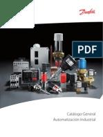 Danfoss -Catalogo General - Automatizacion Industrial