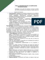 Proceso Didactico de EPT