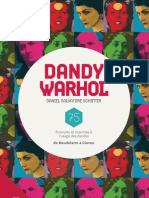 Dandy Warhol - Daniel Salvatore Schiffer