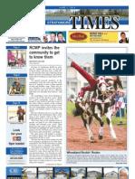June 7, 2013 Strathmore Times