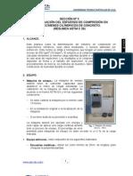 Resumen Astm c 39 Tpr