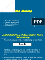 Lecture 8-9 Association Rule Mining.ppt