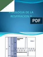 Fisiologia de La Respiracion II