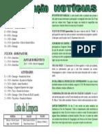 Programação Junho 13