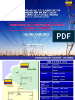 2 Interconexi n Ecuador