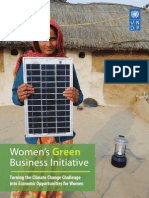 Women's Green Business Initiative