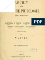 Archiv für slavische Philologie 19