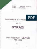 Indrumator Proiectare Strazi - V. Boboc