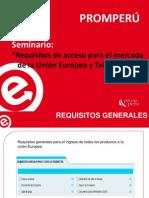 Requisitos de acceso para el mercado de la Unión Europea y Tailandia.pfd
