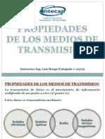 Tema 02 - Propiedades de los Medios de Transmisión
