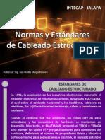 Tema 03 - Normas y Estándares de Cableado Estructurado