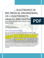 Ch-1, DIGITAL ELECTRONICS IN BME [DLD-1 ].